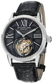 Stuhrling Original <b>Men</b> s 537 331X1 Tourbillon Grand <b>Imperium</b> ...