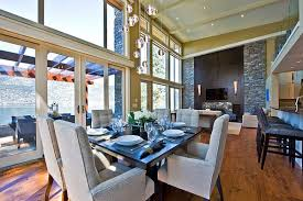dining room designer furniture exclussive high: view in gallery high ceiling contemporary dining room