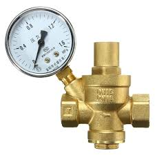 <b>DN15</b> 1/2inch Bspp <b>Brass Water Pressure</b> Reducing Valve With ...