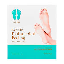 Пилинг для ног Holika Holika <b>Baby</b> Silky Foot One Shot Peeling ...