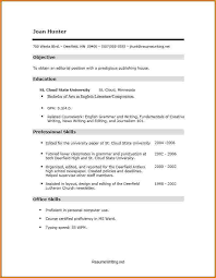 Breakupus Terrific My Hollywood Star Acting Resume Page With     Accounts Payable Resume Samples Images Resume Samples Personal Banker Resume  S Le Additionally Email Resume Cover