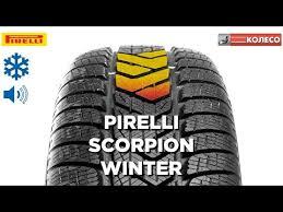 3D-обзор шины <b>Pirelli Scorpion Winter</b> - 4 точки. Шины и диски ...