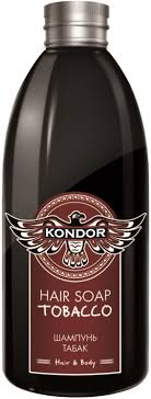 <b>KONDOR Hair</b> & <b>Body</b> Tobacco shampoo (300ml) - 4HAIR.LV