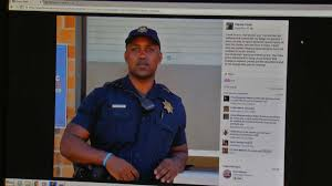 tulsa police officer s post encourages others to help make a cha floyd got frustrated at some of the comments he was seeing on facebook so he