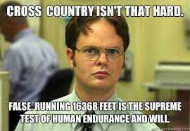 Cross Country Memes - Google Search | Runner's High on Life ... via Relatably.com