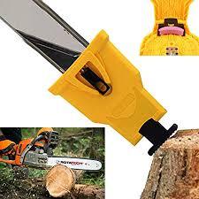TCBWFY <b>Chainsaw Teeth Sharpener</b> Fast-<b>Sharpening</b> Stone ...