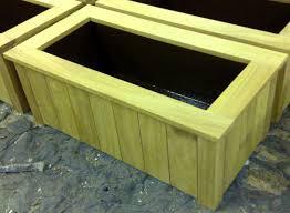 green black mesmerizing: mesmerizing diy wooden planters pdf woodworking large wood planter full size