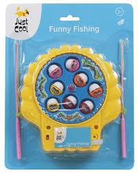 <b>Настольная игра Just Cool</b> Веселая рыбалка — купить по ...