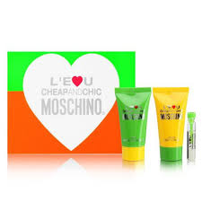 <b>L'eau Cheap</b> and Chic by <b>Moschino</b> for Wom- Buy Online in ...