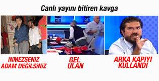 Hakan Ural, Rasim Ozan ve Ahmet Çakar'ın kavgası