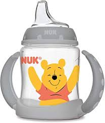 Disney Winnie the Pooh <b>Learner Cup</b> Silicone Spout, <b>6</b>+ Months,5 ...