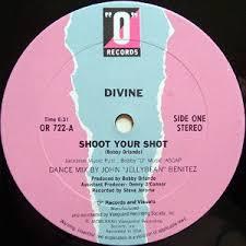 <b>Divine</b> - <b>Shoot Your</b> Shot (1982, Vinyl) | Discogs