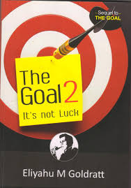 goal its not luck buy goal its not luck by goldratt eliyahu add to cart