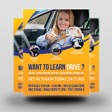 driving school flyer template by owpictures graphicriver 01 driving school flyer template jpg