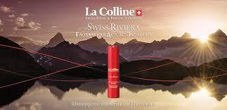 Познакомьтесь с новинкой Swiss Riviera от марки <b>La Colline</b> ...