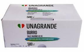 """<b>Масло</b> сладко-<b>сливочное</b> традиционное соленое """"<b>Unagrande</b>"""" 82 ..."""