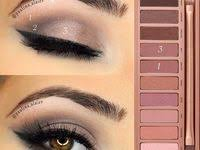 <b>Naked 3</b> Palette Looks
