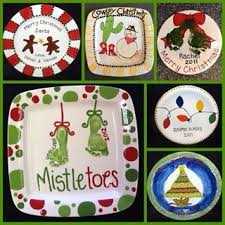 Paint your own pottery Christmas ideas | Ceramic Ideas | Diy ...