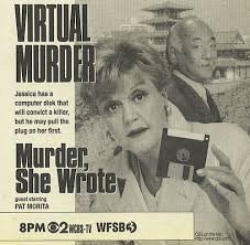 I've been marathoning Murder She Wrote, and I thought I - Album on ... via Relatably.com