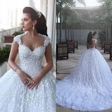 Compre <b>Vestidos De Noiva 2018</b> Vestidos De Boda Árabes De Lujo ...