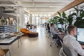 contemporary office design in nyc architecture office design
