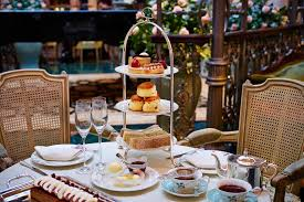 High Tea Kitchen Tea Best Afternoon Tea In London Condac Nast Traveller