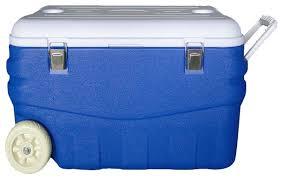 Купить Арктика <b>Изотермический контейнер</b> с колесиками синий ...