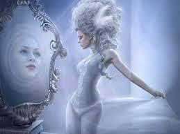 Приметы, магия зеркала