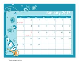 calendar holidays printable pages 2017 calendar