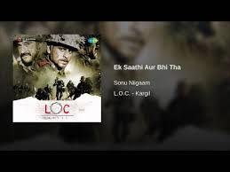 Ek Saathi Aur Bhi Tha (Sonu Nigam)