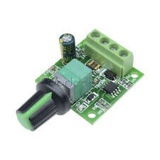 <b>2A</b> Motor Speed Switch Controller PWM 1803BK+self-recovery Fuse ...