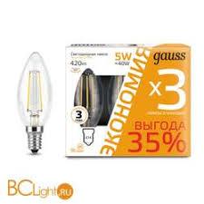 Купить предметы освещения коллекции Step Dim бренда <b>Gauss</b> в ...