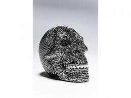 <b>Копилка Skull</b> Crystal Silver 20cm. 32021 в Киеве купить <b>kare</b> ...