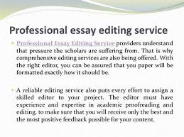 college application essay editing services  gradesaver the importance of a college essay editing service