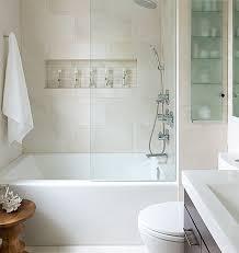 bathroom white tiles: modern white tile bathroom pcd homes