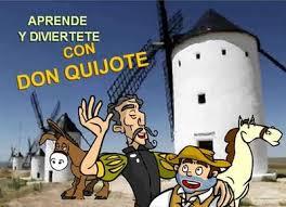 Resultado de imagen de don quijote para niños