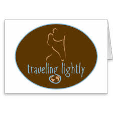 Image result for traveling lightly images