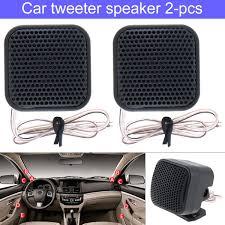 <b>One Pair 500W</b> TP-004A <b>High</b> Efficiency Mini Tweeter Speakers for ...