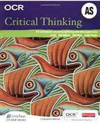 Critical thinking revision ocr   reportz    web fc  com Hodder Education