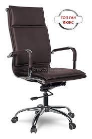 Купить кресло руководителя <b>COLLEGE CLG</b>-<b>617 LXH-A</b> BROWN в ...