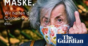 Berlin gives <b>middle finger</b> to anti-maskers in tourism agency ad ...