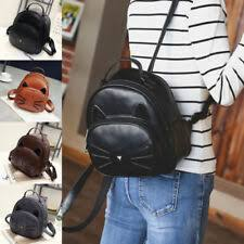 <b>Faux Leather Backpacks</b> for <b>Women</b> for sale | eBay