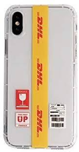 iMportio Personality Couple DHL Pattern Phone ... - Amazon.com