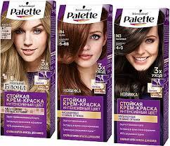 <b>Краска для волос Palette</b> на MAKEUP - покупайте с бесплатной ...