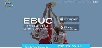 #<b>EBUC2019</b> - <b>2019</b> European <b>Beach</b> Ultimate Championships