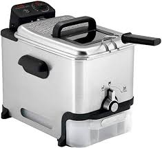 T-fal Deep Fryer with Basket, Stainless Steel, Easy to ... - Amazon.com