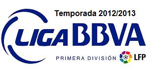 Calendario de liga 2012-2013