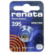 «<b>Батарейки Renata R395</b> (SR927SW)» — Электроника — купить ...