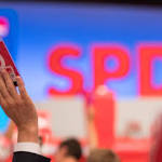 SPD-Spitze wirbt um GroKo-Zustimmung