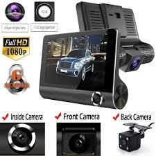 <b>3 Lens</b> 1080P HD 170 Angle Triple <b>lens Car</b> DVR Dash Cam G ...